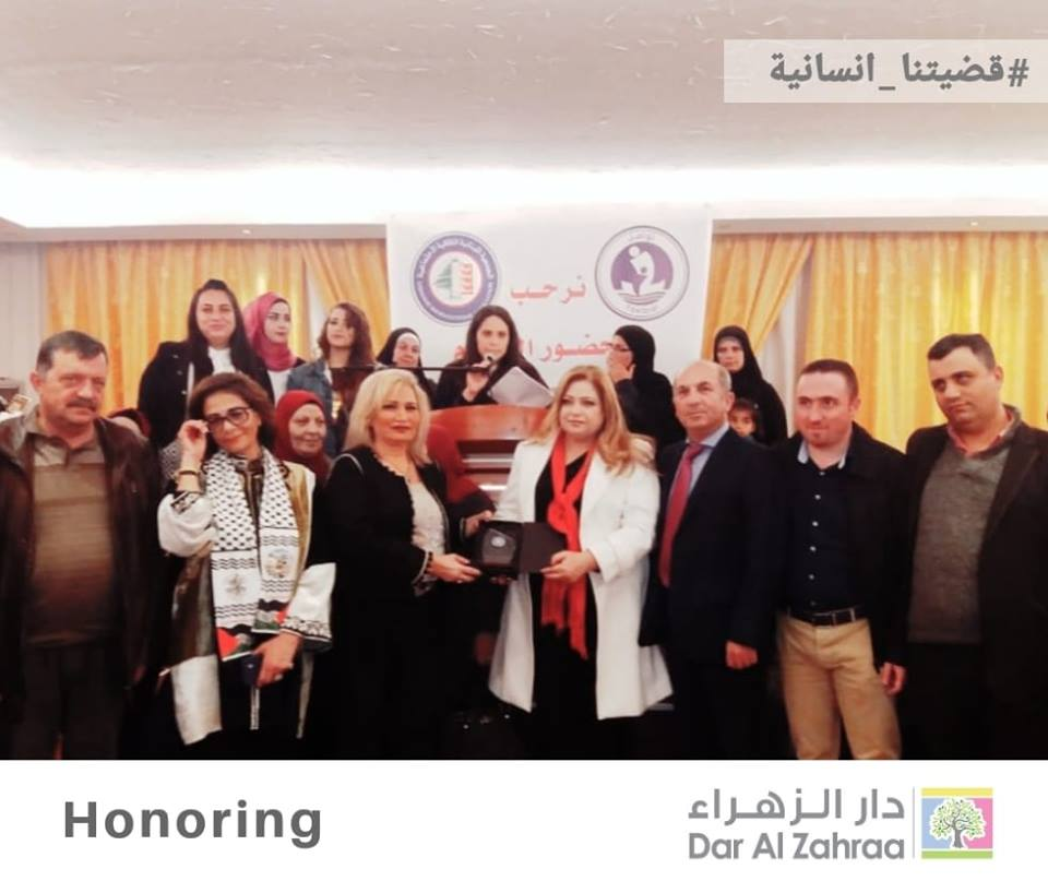Tawasol Association Mother's Day ceremony
