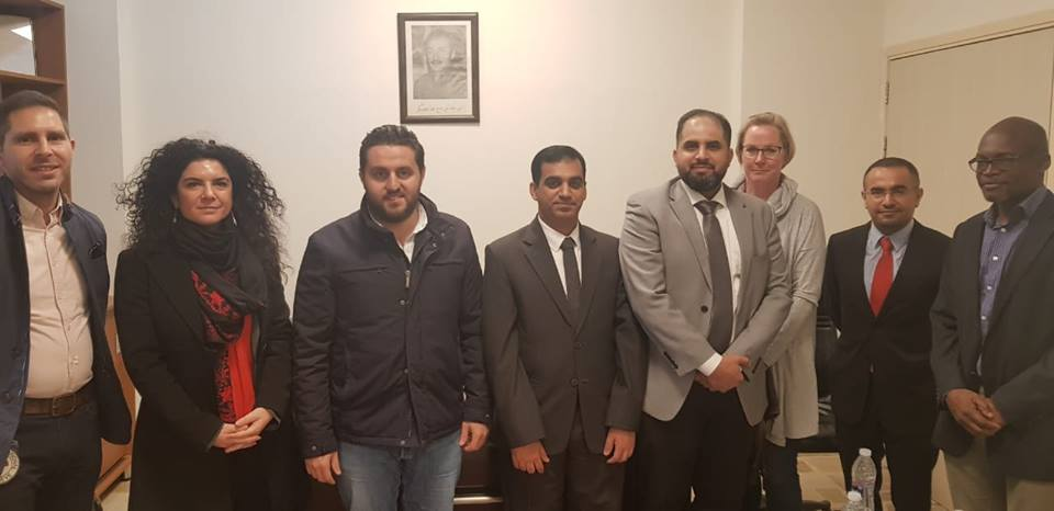 Omani Ministry of Health visited the Dar Al-Zahraa Hospital